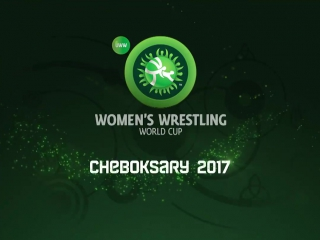 КМ-2017. Женская борьба