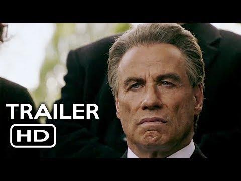 Gotti Official Trailer 1 2017 John Travolta Kelly Preston Crime Biography Movie HD