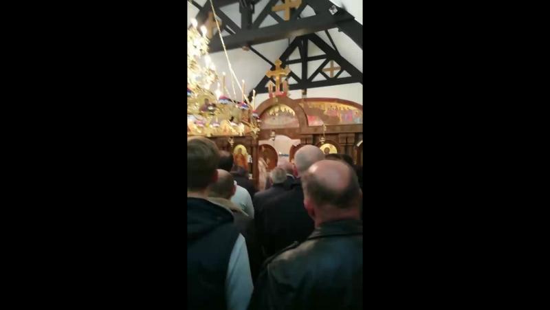 Mir božić hristos se rodi srećan božić pravoslavni svet