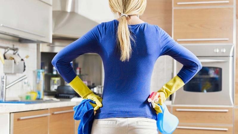 Генеральная уборка на кухне по списку Часть 1 Spring cleaning