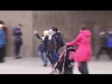 Баба-Яга на гироступе-4! Что случилось у Кремля
