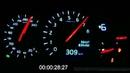 Nissan GT R R35 acceleration 0 300 km h 700HP