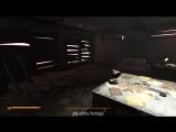 Геймплейный ролик Fallout: New Vegas на движке Fallout 4.