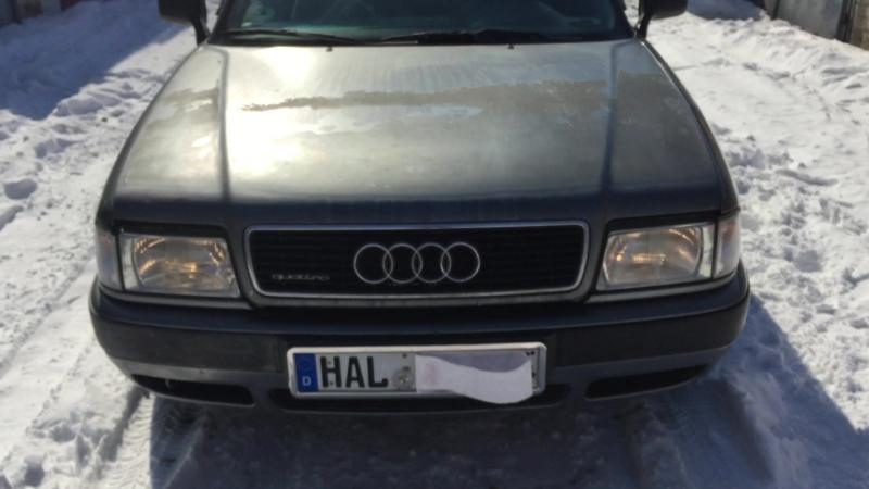 Audi 80 B4 2 0 Abk 115 л с Quаttro