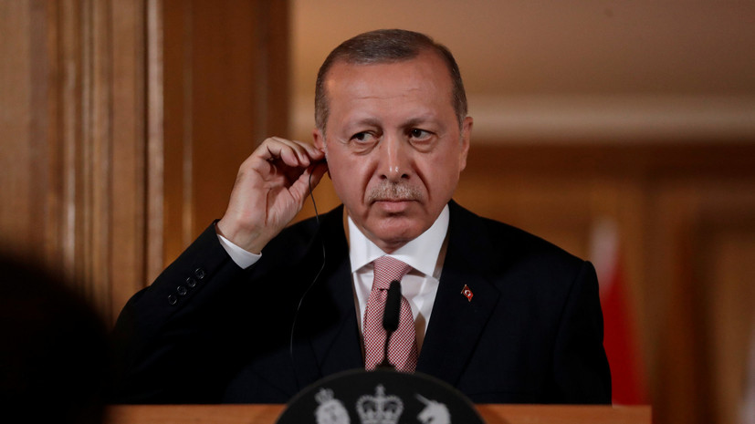 Президент Турции заявил о готовности страны применять С-400 в случае необходимости