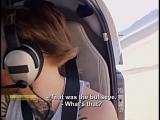 Конор и Файбер на вертолетах