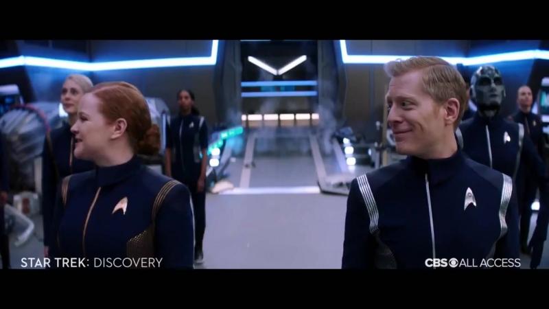 Трейлер 2 сезона сериала «Звёздный путь: Дискавери»