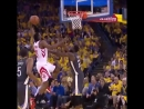 The Beard just POSTERIZED Draymond! - - NBAPlayoffs Rockets