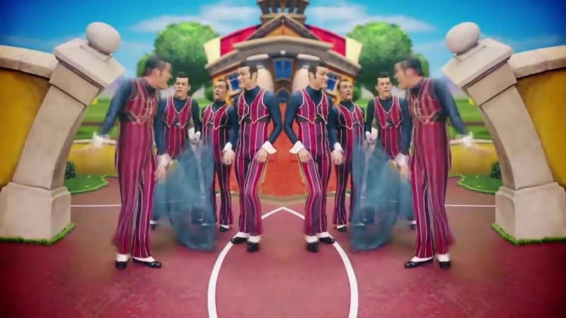 We Are Number One, but it's SayMaxWell MiatriSs Remix (Lazytown).mp4