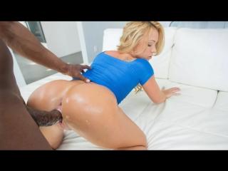 Katerina Kay - Hot Blonde Teen Takes Huge Black Cock