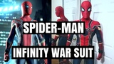 The New Avenger - Spider-Man Infinity War Suit