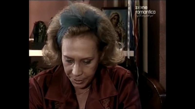 Неукротимая Хильда (Hilda Furacao) - Хильда вернулась к гадалке (отрывок)