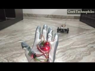 Robocar's remote control