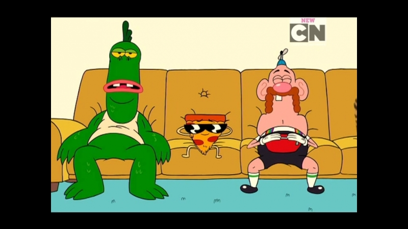 S01E47 Uncle Grandpa - Big Trouble for Tiny Miracle