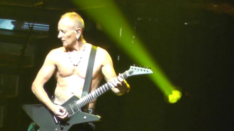 Def Leppard 5⁄21⁄18 - 14 Rock of Ages - Hartford, CT - Tour Opener