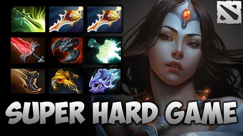 WAGA MIRANA [Super Hard Game] Dota 2
