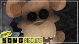 Five Nights at Freddy's Song - Animated Song Biscuits