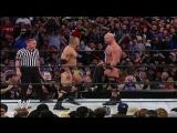 The Rock vs Stone Cold Steve Austin WrestleMania 19 Highlights