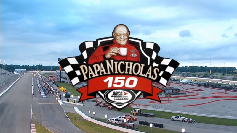 2018 ARCA Racing Series - Round 10 - Gateway 150