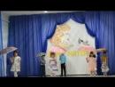 """детский сад """"Танец  с зонтиками"""""""
