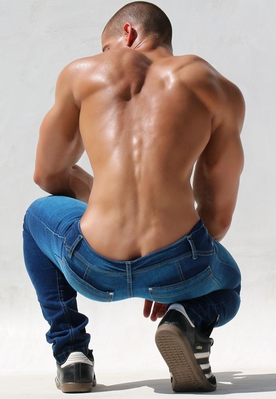 анус мужчины фото - 1