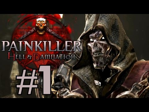 Painkiller: Hell Damnation. КООП с Тимофеичем. 1.