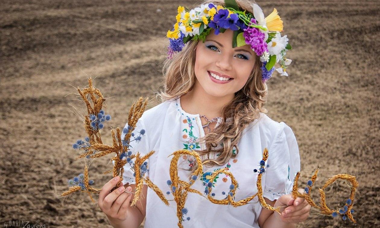 Интересные факты про украинские венки в Украине