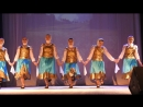 Гр. Девчата танец Кудерышки , с концерта от 25.04.2017года...
