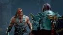Прохождение God of War на харде. Часть 20 - Сражение с Моди и Магни