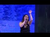 Марина Галичанина с песней