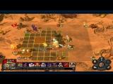 [TGAME - Fantasy World] HEROES 5 - ЭПИЧНЫЕ БИТВЫ: ЛАСЛО VS ИНГВАР - ГРОМАДНАЯ КАРТА