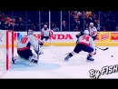 Braden Holtby saves game with miraculous stop [BY F1SH]