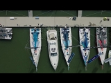 Шведы построили самошвартующуюся яхту