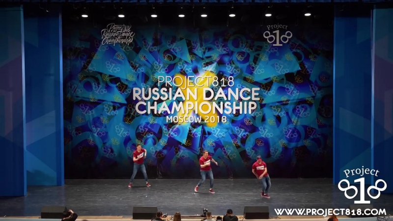 DR FAMILY, 1ST PLACE _ ADULTS MID MINI CREW ★ RDC18 ★ Project818 Russian Dance C.mp4