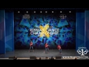 DR FAMILY 1ST PLACE ADULTS MID MINI CREW ★ RDC18 ★ Project818 Russian Dance