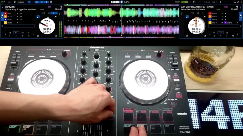 TWERK MIX on Pioneer DDJ-SB2 [DJ Snake, Jack Ü, BTS, Steve Aoki, DJ Kool, Snoop Dogg and more]
