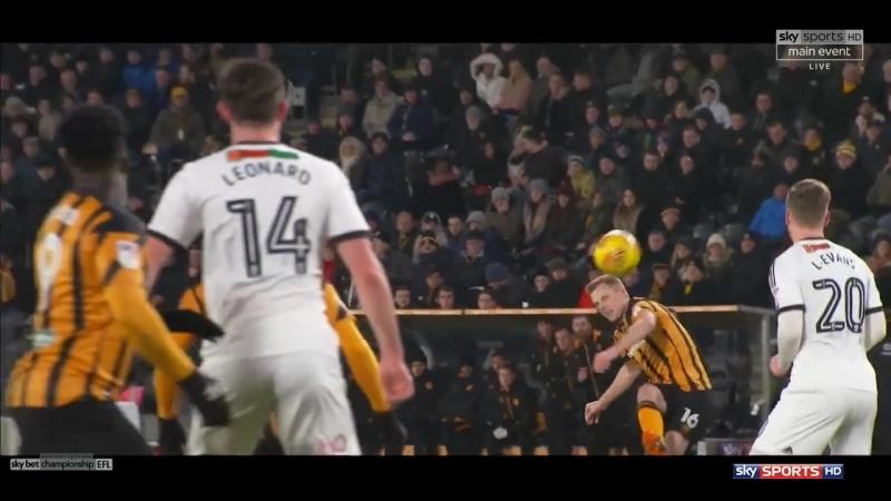 Прекрасный послематчевый ролик Sky Sports по мотиву матча«Халл Сити» 1:0 «Шеффилд Юнайтед».