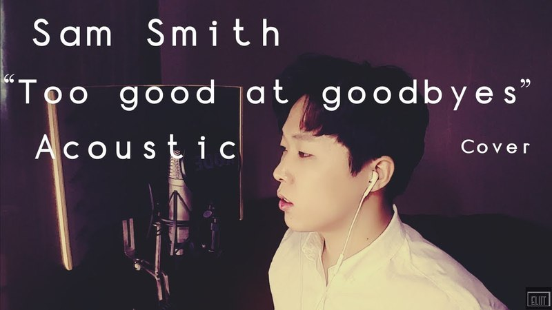 Sam Smith - Too good at goodbyes [Cover by ELIIT]