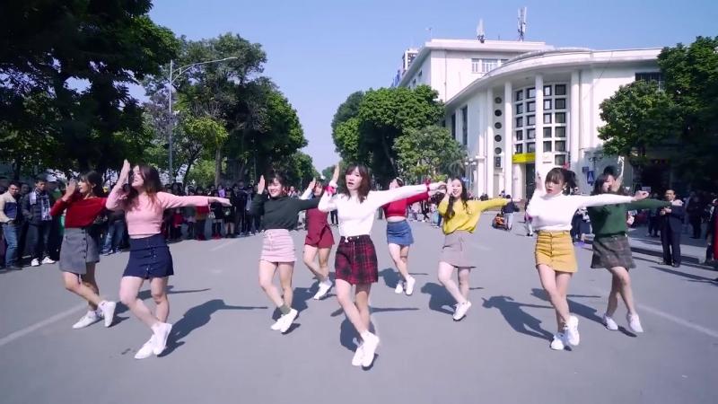 KPOP IN PUBLIC CHALLENGE TWICE(트와이스) Heart Shaker Dance Cover By B-Wild From Vietnam