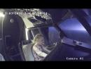 с Анжеленком в кабине Boeing 737NG