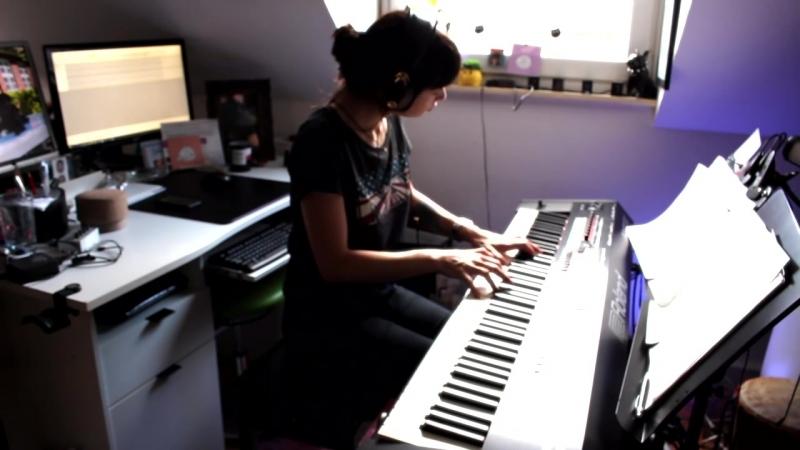 Black - Wonderful Life - piano cover