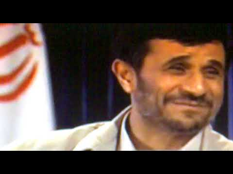 Ahmadinejad - Why are Palestinians being punished for the Holocaust when they didn't do it?