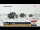 Т-72Б3 и БМП-2 отработали стрельбы в Приморском крае