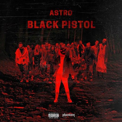 Astro album Black Pistol
