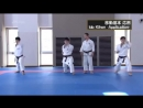 SHOTOKAN KATA Vol 14 Masao Kagawa Ido Kihon Application Масао Кагава