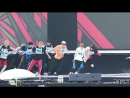 FANCAM | 24.07.18 | Chan (UNB - Black Heart) @ The Show Dry Rehearsal