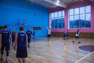 ПЛЕЙ-ОФФ. 11.04.2018 | Север Баскет vs МГТУ