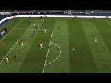 FIFA18 | Стандартный гол ИИ