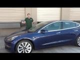 Вот почему Tesla Model 3 - крутейшая машина 2017 года