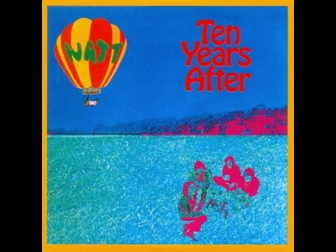 Ten Years After - Watt (1970) [Full Album] 🇬🇧 Progressive Blues Rock/Rock N Roll/Psych Blues..